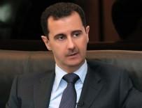 BEŞAR ESAD - Esad'dan tuhaf açıklama