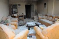 ESKİŞEHİR - Eskişehir'de Ev Yangını