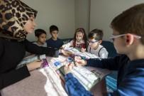 YEŞILPıNAR - Eyüplü Çocuklar Evde Değerler Eğitimi'yle Sosyalleşiyor