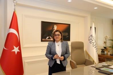 Fatma Şahin'den Miraç Kandili Kutlaması