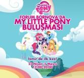 Forum Bornova Minikleri 23 Nisan'da Da Unutmadı