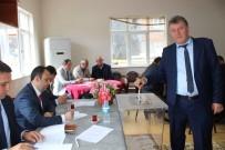 ERDOĞAN TURAN ERMİŞ - Görele'de Köylere Hizmet Götürme Birliği Seçimi Yapıldı