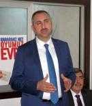 CANAN CANDEMİR ÇELİK - Gül Ve Ak Parti Heyetinden Arabana Teşekkür Ziyareti