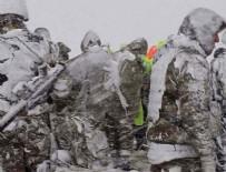 AFAD - Helikopter kazasında enkazdaki 12 şehide böyle ulaştılar