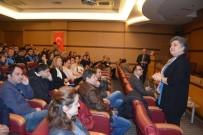 PORTRE - 'İmar Planı Mevzuatı' Konulu Eğitim