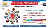 UÇURTMA ŞENLİĞİ - İpekyolu Belediyesinden 23 Nisan Etkinliği
