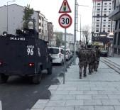 ÖZEL TİM - İstanbul polisinden şafak operasyonu