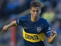MİLLİ FUTBOL TAKIMI - Juventus'a Uruguaylı genç yetenek
