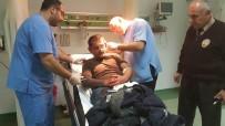 CENAZE ARACI - Kardeşlerin Kavgasında Kan Aktı Açıklaması 2 Yaralı