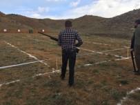 ÇEKİLİŞ - Kayseri'de Tüfek Ödüllü Trap Yarışması