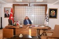 Kayseri OSB Yönetim Kurulu Başkanı Tahir Nursaçan'dan ' Miraç Kandili ' Mesajı