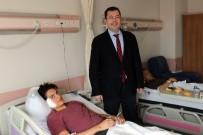 Kazada Yaralanan 10 Öğrencinin Sağlık Durumları İyi