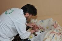 HASAN TAHSIN - Kimsesiz Yaşlılara Evde Temizlik Ve Berber Hizmeti