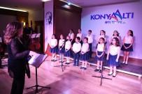 KONYAALTI BELEDİYESİ - Konyaaltı'nda 23 Nisan Şenlikleri Başlıyor