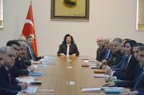 ESENGÜL CIVELEK - Krıklareli'de Uyuşturucu İle Mücadele Toplantısı Yapıldı