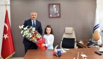 GAZİ İLKÖĞRETİM OKULU - Küçük Başkan'dan Erzurum İçin Önemli Projeler