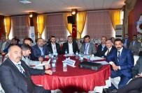 SANAYİ SİTESİ - Küçüksan'da Mali Genel Kurul Gerçekleştirildi