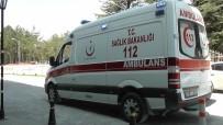 Kulu'da Trafik Kazası Açıklaması 2 Yaralı