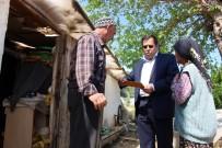 MARKET - Kumluca'da İhtiyaç Sahiplerine 'Sosyal Kart'