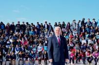 TAHIR ŞAHIN - Lapseki'de Öğrenciler Moral Yemeğinde Buluştu