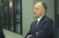 LYON - Lyon Başkanı Aulas'tan Beşiktaş Açıklaması
