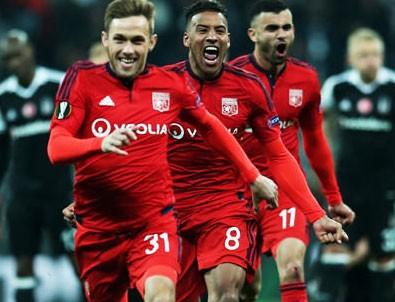 Lyon'dan Beşiktaş ile dalga geçen paylaşım!