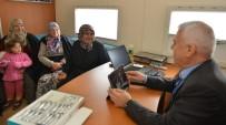 İLETİŞİM MERKEZİ - Maksempınar'da Yüzler Nilüfer İle Gülüyor