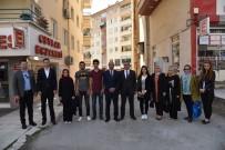 ORHAN GÜZEL - Manisalı Esnaflara Türkçe Tabela Kullanmaya Teşvik