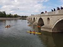 ZABITA MEMURU - Meriç Nehri'nde Bir İlk