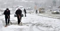 METEOROLOJI GENEL MÜDÜRLÜĞÜ - Meteoroloji'den son dakika uyarısı: Kar geliyor