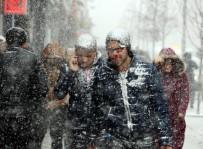 GÖLLER - Meteoroloji Uyardı Açıklaması Kar Geliyor