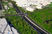 İPEKYOLU - Mezarlık Kavşağının Yapımına Başlandı