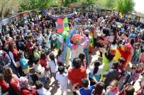 ÇOCUK OYUNLARI - Muratpaşa'da 23 Nisan Coşkusu