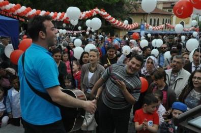 Odunpazarı Belediyesi'nden 23 Nisan Kutlamaları