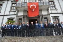 CEVDET CAN - OKA Yönetim Kurulu Niksar'da Toplandı