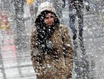 METEOROLOJI GENEL MÜDÜRLÜĞÜ - Pazar günü yağmur ve kar yağışı bekleniyor