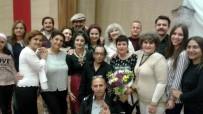 GENEL SANAT YÖNETMENİ - Personel Tiyatrosu Büyüledi