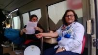 KıZıLAY - PTT Personelinden Kan Bağışı