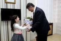 KARABÜK ÜNİVERSİTESİ - Rektör Polat, Koltuğunu Ceylin Yılmaz'a Devretti