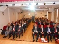 KÖY MUHTARI - Safranbolu Köylere Hizmet Götürme Birliği Birlik Meclisi Olağan Toplantısı Yapıldı