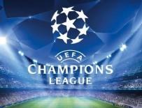 UEFA ŞAMPİYONLAR LİGİ - Şampiyonlar Ligi'nde eşleşmeler belli oldu!