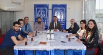 CEVDET YILMAZ - Samsun MMO'da 'Kariyer' Planlaması