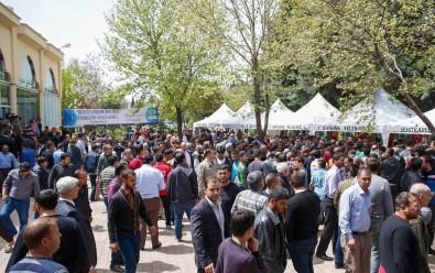 Şehitkamil Belediyesi Binlerce Kişiye Helva İkram Edildi