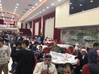 SIĞINMACILAR - Suriyeli Sığınmacılarla Kaynaşma Etkinliği Düzenlendi