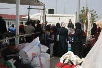 ÖZGÜR SURİYE - Suriyelilerin Ülkelerine Dönüşleri Sürüyor