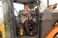 CENAZE ARACI - Talas Belediyesi'ne 7 Milyonluk İş Makinesi