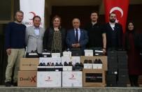HÜSEYIN CAN - TASD Ve Türk Kızılayı'ndan Anlamlı Yardım Kampanyası