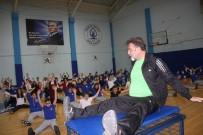 YOGA EĞİTMENİ - Teog Stresini Yogayla Attılar