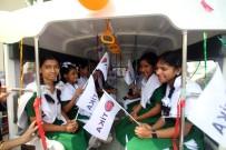 GÖRME ENGELLİ - TİKA'dan Bangladeş'teki Görme Engelli Çocuklara Okul Taşıtı