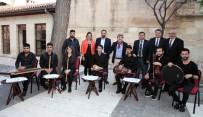 GAZIANTEP ÜNIVERSITESI - TMDK Öğrencilerinden 'Seslenişler' Adlı Müzik Dinletisi